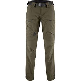Klättermusen W's Gere 2.0 Regular Pants Dark Green